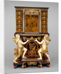 Cabinet on Stand by André-Charles Boulle