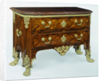 Commode by Anonymous