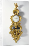 Barometer on Bracket by Charles Cressent