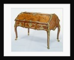 Double Desk by Bernard II van Risenburgh