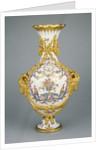 Vase (vase bouc du Barry B) by Fallot