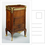 Cabinet (Cabinet) by Roger Vandercruse Lacroix