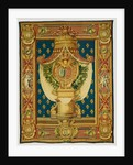 Tapestry: Chancellerie by Etienne-Claude Le Blond