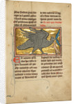 An Ibis with Two Fish in its Beak by Anonymous