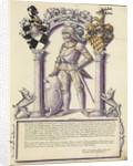 Fritz Hohenzollern by Jörg Ziegler