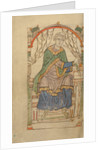 Scribe Writing, probably Eadmer of Canterbury by Anonymous