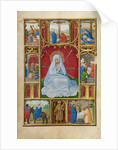 The Seven Sorrows of the Virgin by Simon Bening