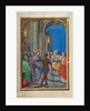 Christ before Caiaphas by Simon Bening