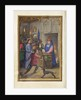Christ before Annas by Simon Bening