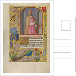 Pope Leo by Workshop of Master of the First Prayer Book of Maximilian