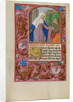 Saint Elizabeth by Workshop of Master of the First Prayer Book of Maximilian