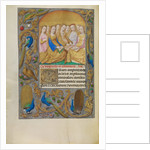 Virgin Saints by Workshop of Master of the First Prayer Book of Maximilian