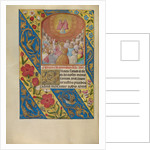 All Saints by Workshop of Master of the First Prayer Book of Maximilian