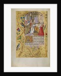 The Mass of Saint Gregory by Master of the Lübeck Bible