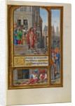 Ecce Homo by Master of James IV of Scotland