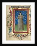 Saint Catherine of Bologna by Guglielmo Giraldi