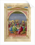 The Last Supper by Taddeo Crivelli