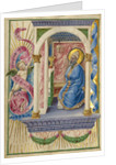 Saint Gregory by Taddeo Crivelli