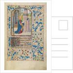 Saint Barbara by Willem Vrelant