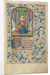 The Virgin and Child with Saint Anne by Willem Vrelant