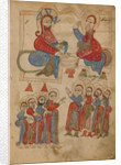 Christ Washing the Apostles' Feet by Anonymous