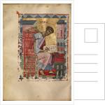 Saint Luke by Anonymous
