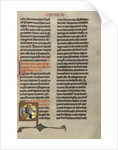 Initial E: Baruch by Anonymous