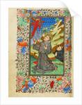 Saint Francis by Master of Sir John Fastolf