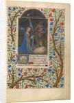 The Nativity by Jean Bourdichon