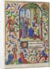Christ before Pilate by Lieven van Lathem