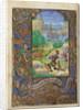 Saint Hubert by Lieven van Lathem