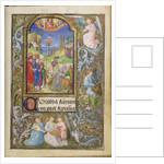 All Saints by Lieven van Lathem