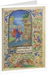 Saint Christopher by Lieven van Lathem