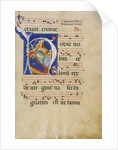 Initial H: The Nativity by Master of Gerona
