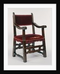 Armchair by Anonymous