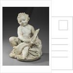 Boy with a Dragon by Pietro Bernini
