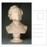 Bust of Felix Mendelssohn by Ernst Friedrich August Rietschel