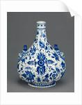 Pilgrim Flask by Medici Porcelain Factory