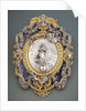 Plaque Representing the Virgin of the Immaculate Conception by Francesco Natale Juvara