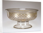 Footed Bowl with Papal Arms (Coppa) by Anonymous