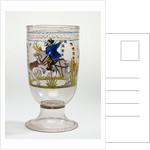 Hunt Goblet by Anonymous
