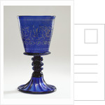 Goblet by Anonymous
