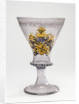 Goblet with the Arms of Liechtenberg by Anonymous