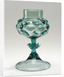 Stemmed and Prunted Goblet by Anonymous