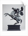 Warrior on Horseback by Willem Danielsz. van Tetrode