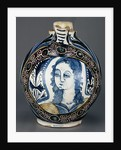 Jug with Bust Medallion by Anonymous