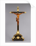 Corpus and Cross (Crucifix) by Anonymous