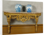 Console Table by Anonymous