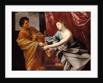 Joseph and Potiphar's Wife by Guido Reni