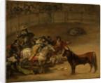 Bullfight, Suerte de Varas by Francisco José de Goya y Lucientes